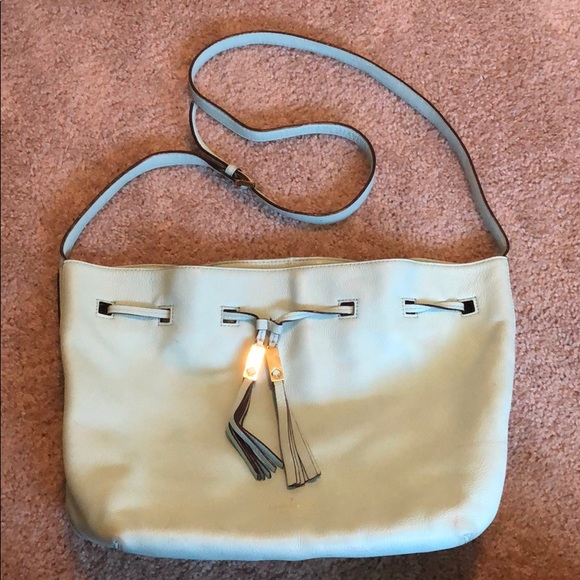 kate spade Handbags - Baby blue Kate spade crossbody.